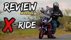 Modifikasi X Ride Standar by Review Modifikasi X Ride