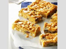 chunky blonde brownies_image