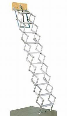 Escalier Escamotable Sogem 174 Easyalu Escalier