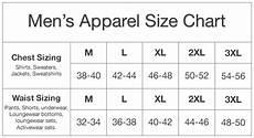 Xl Jacket Size Chart Men S Knit Jean Lounge Pants Khaki Or Dark Denim Med