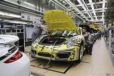 Porsche Investing 1 1 Billion Into Its Factories