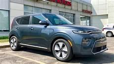 2020 kia soul ev limited range test drive review