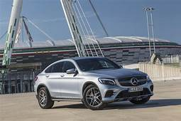 Image 2017 Mercedes Benz GLC Class Coupe GLC300