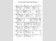 where are you christmas sheet music free