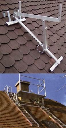 echafaudage pour toiture installer un 233 chafaudage sur une toiture ardoise