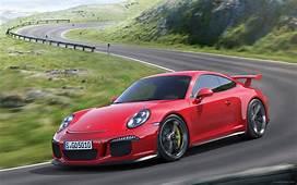 Porsche 911 GT3 2014 Widescreen Exotic Car Wallpaper 09
