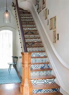 deco pour escalier 1001 techniques et id 233 es pour relooker un escalier 224