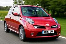 Nissan Micra Hatchback From 2003 Used Prices Parkers