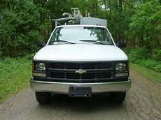 how does a cars engine work 2000 chevrolet tahoe seat position control sell used 2000 chevrolet 3500 at t service utility fleet work splicer truck 72k miles in