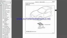 subaru brz z10 2017 service manual auto repair manual forum heavy equipment forums