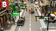 how to build traffic lights for lego city tutorial youtube
