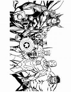 Malvorlagen Comic Comic Coloring Pages At Getcolorings Free