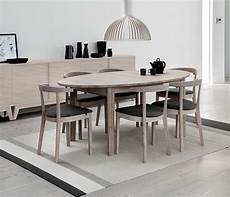 elliptical dining table available from wharfside