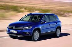 New Photos And Intel On The 2012 Vw Tiguan Facelift