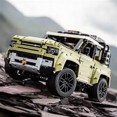 land rover defender di lego technic un piccolo capolavoro
