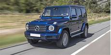 new mercedes g class review carwow