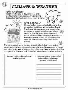 worksheets on weather and climate for grade 5 14645 weather worksheet new 693 climate vs weather worksheet answers