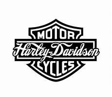 harley davidson logo script decal harley davidson logo