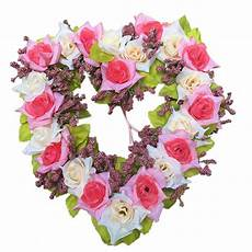 Shaped Artificial Flower Decoration Hanging