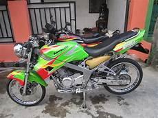 Kawasaki Modifikasi by Gambar Modifikasi Kawasaki 150 R Terbaru 2013