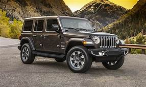 Jeep Wrangler 2018  New Car Revealed In Pictures Ahead Of