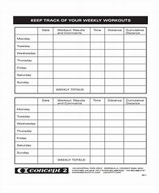 work out sheet workout sheet templates 7 free word pdf format