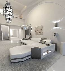 sofa led modern l shaped sofa prato with led lights leathersofa