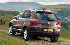 Volkswagen Tiguan 2008 Car Review Honest