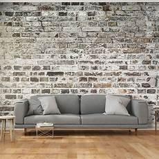 papier peint mur en papier peint d 233 co effet mur de briques d 233 coration