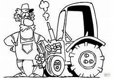 Malvorlagen Auto Farmer Traktor Ausmalbilder Malvorlagen F 252 R Kinder Basteln