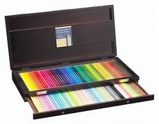 l 225 pis de cor profissional holbein 100 cores caixa de madeira r 1 999 00 em mercado livre