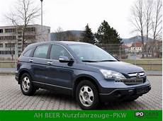 2008 Honda Cr V 2 2i Ctdi Comfort Dpf 4wd Car Photo And