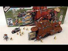 lego 7662 trade federation mtt 2007 review youtube