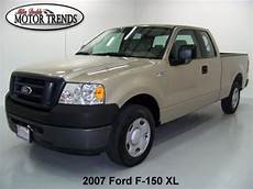how to work on cars 2007 ford f150 transmission control sell used 2007 ford f 150 f150 xl extended cab work truck 5 4 v8 spray in bedliner 43k in for