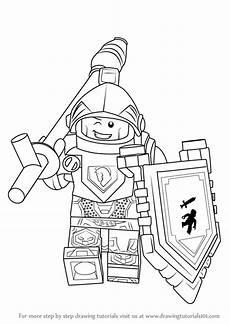 Nexo Knights Lance Ausmalbilder Learn How To Draw Lance Richmond From Lego Nexo Knights