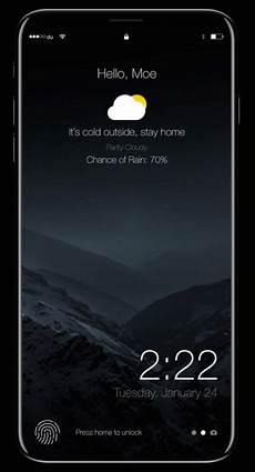 Iphone 8 Concept Wallpaper