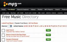 mp3 free top 10 websites for free mp3 downloads