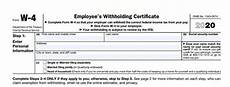 w 4 form irs how to fill it out definitive guide 2020 smartasset