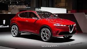 2020 Alfa Romeo Tonale Hybrid Launch
