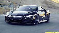 acura nsx 2019 full review youtube