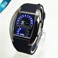 Sports Car Watches by Sports Watches Led Digital S Race Speed Car
