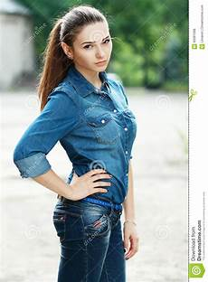 fille d ado de style photo stock image du joie 233 l 233 gant