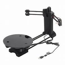 Scanner Pour Imprimante 3d Black Diy 3d Laser Scanner Adapter Plate Pour L Imprimante