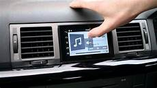 parrot asteroid tablet in vauxhall vectra c