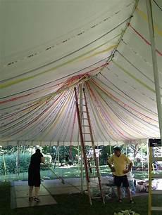 diy tent decoration for your wedding reception weddinglovely blog