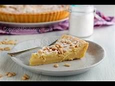 benedetta rossi torta della nonna torta della nonna crostata con crema al limone ai pinoli ricetta dolce friabile e cremosa