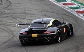Next Generation Porsche 911 RSR Spotted Testing At Monza