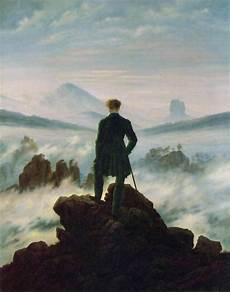 romantik kunst merkmale und werke caspar david friedrich - Romantik In Der Kunst