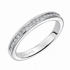 artcarved diamond wedding band 14k 31 v221w l ben bridge jeweler