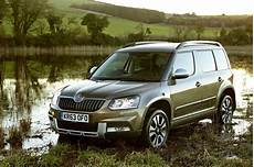 New Skoda Yeti Comes In Two Guises One Ideal For The